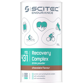 SCITEC Recovery Complex Drink Powder 750g, Chocolate